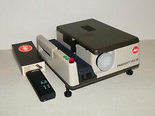 Diaprojektor LEITZ Pradovit 153-IR mit Leica Colorplan-P 2,5/90mm Made Germany!!