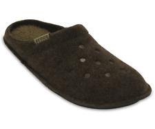 Crocs Classic SLIPPER Unisex Shoes Slides Slippers Espresso Walnut EU 48-49 - UK M12