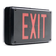 LITHONIA EXTREME LED EXIT SIGN, ALL CONDITIONS, CAST ALUMINUM, TWO-SIDED, LVS2R