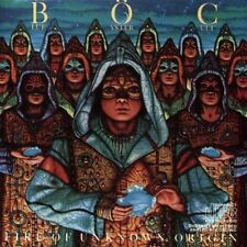 NEW CD Album Blue Oyster Cult - Fire of Unknown Origin (Mini LP Style Card Case)