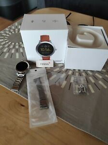 Fossil Q Venture 3. Generation 42mm Damen Smartwatch