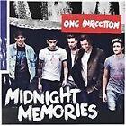 CD ALBUM - One Direction - Midnight Memories (2013)