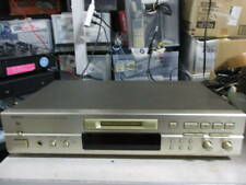 Denon Dmd-800 Md Mini Disc Deck Player Recorder Used Power Supply Voltage 100V