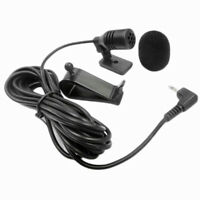 KE_ 1 Set 2.5mm Bluetooth External Microphone For Car Pioneer Stereo Radio Rec