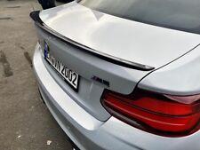 Carbon Heckspoiler für BMW 2er F22 F23 Lippe M Performance M2 Competition M240i