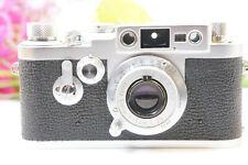Leica III G mit Elmar 5cm 3.5   1 Jahr Gewährleistung