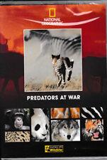 National Geographic: Predators at War - DVD - Brand New & Sealed