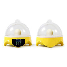 HHD Mini Automatic Digital 7 Eggs Poultry Incubator Built-in Temperature Control