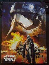 2015 Topps Star Wars The Force Awakens Character Montage #5 Captain Phasma