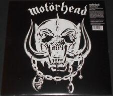 MOTORHEAD motörhead USA LP new sealed 150 gram black vinyl REISSUE REMASTERED