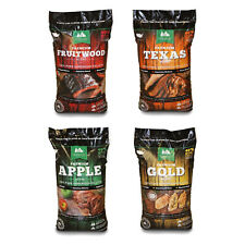 Green Mountain Fruitwood, Texas, Apple, & Gold Blend Grilling Pellets (4 Pack)
