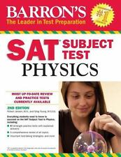 Barron's SAT Subject Test: Physics, 2nd Edition, Jansen M.A., Robert, Young M.S.