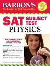 Barron's SAT Subject Test: Physics, 2nd Edition, Jansen M.A., Robert, Young M.S.