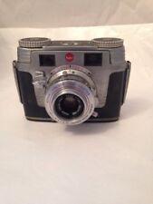 Vintage Kodak Signet 35 Camera & 44mm f/3.5 With Leather Case