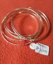 Ladies bracelet - Authentic 925 Silver