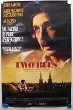 TWO BITS 1996 Jerry Barone, Mary Elizabeth Mastrantonio, and Al Pacino-Poster