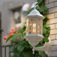 Outdoor Wall Lights Garden Wall Lamp Kitchen Glass Wall Sconce White Lighting