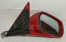 GENUINE HONDA PRELUDE OS DRIVER SIDE OFFSIEDE FRONT WING MIRROR E6011109 (RED)