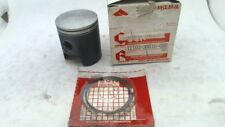 KIT PISTON + SEGMENTS RG 125 1985-1991 COTE +0.50 DIAM 54.50mm 12103-36810-050