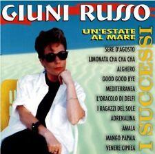 GIUNI RUSSO - UN' ESTATE AL MARE  CD CANZONE ITALIANA
