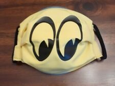 New listing Moon Eyes 100% Cotton, Brand New, Handmade, Washable Yellow