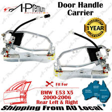 A-Premium Door Handle Carriers for BMW E53 X5 2000-2006 Rear Left & Rear Right