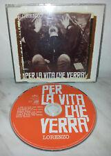 CD JOVANOTTI - PER LA VITA CHE VERRA'