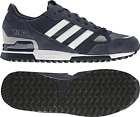 ADIDAS ORIGINALS ZX 750 TRAINERS NAVY/WHITE MENS SIZES UK 7,8,9,10,11,12