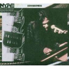NEIL YOUNG - LIVE AT MASSEY HALL 1971 CD + DVD ROCK NEW