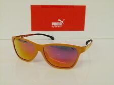 Originale Sonnenbrille PUMA Kunststoff PU 15184 OR