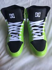 New-DC Men's Leather Upper Skateboard Shoes-Sz 11