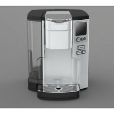 Single Serve Coffee Maker Brewer Programmable K Cup 1200W Drip Tray Cuisinart