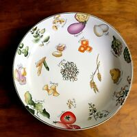 "Furio Pasta Ingredients Large Serving Platter Bowl 12"" HO82/25 C177"