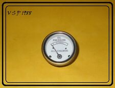 Allis Chalmers Oil Pr Gauge for B IB C CA RC WC WF WD WD45