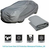 XXL Full Car Cover Heat UV Protection Waterproof Outdoor Dust Proof Hot NEW_UK