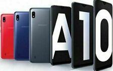 New Samsung Galaxy A10 32GB Dual Sim 2019 Unlocked 4G LTE Smartphone Black Blue