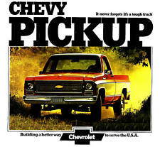 chevrolet other for chevrolet c10 pickup manuals and literature for rh ebay com 1979 Chevrolet C10 1975 Chevrolet C10