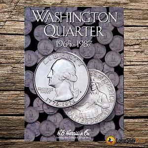 Washington Quarters #3 1965-1987  Folder #2690