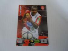 Carte adrenalyn - Foot 2010/11 - Brest - Omar Daf