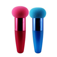 2PCS Foundation Makeup Sponge Eco Blender Beauty Cosmetics Egg Puff Make Up V5L9
