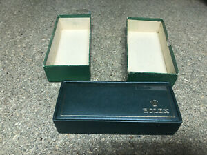 Vintage Rolex Oyster Watch Box 1950s-1960's, for precision, perpetual or airking