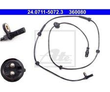 ATE Sensor wheel speed 24.0711-5072.3