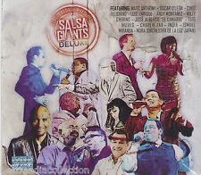 DELUXE EDITION 2 CD's + 1 DVD Salsa Giants CD Includes Marc Anthony Oscar DLeon