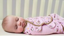 New Baby SwaddleMe Wrap Swaddle Blanket Jungle Honeys Small