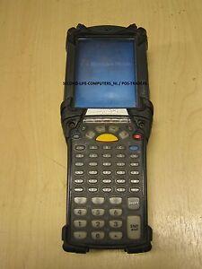 Symbol MC9062-KKBHBEEA7WW Barcode Mobile Handheld Computer Scanner