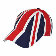 mens union jack england baseball cap world cup rugby union flag  GB football
