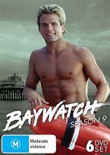 Baywatch : Season 9 (DVD, 2013, 6-Disc Set)