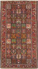 Vintage Hand Woven Oriental Rug 5'5 x 10' e23971
