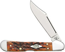 Case Cutlery Copperlock Harvest Moon Autumn Knife 13631