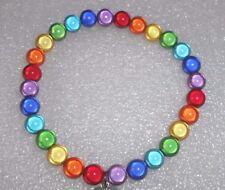 Bracelet - Handmade Men's Miracle Bead Chakra